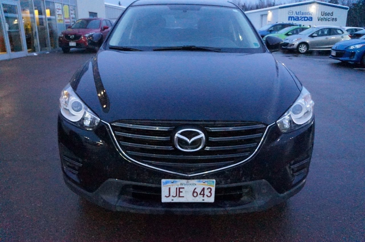 Mazda CX-5 Only 44k! Manual! Cruise! Keyless Entry+Start! 2016