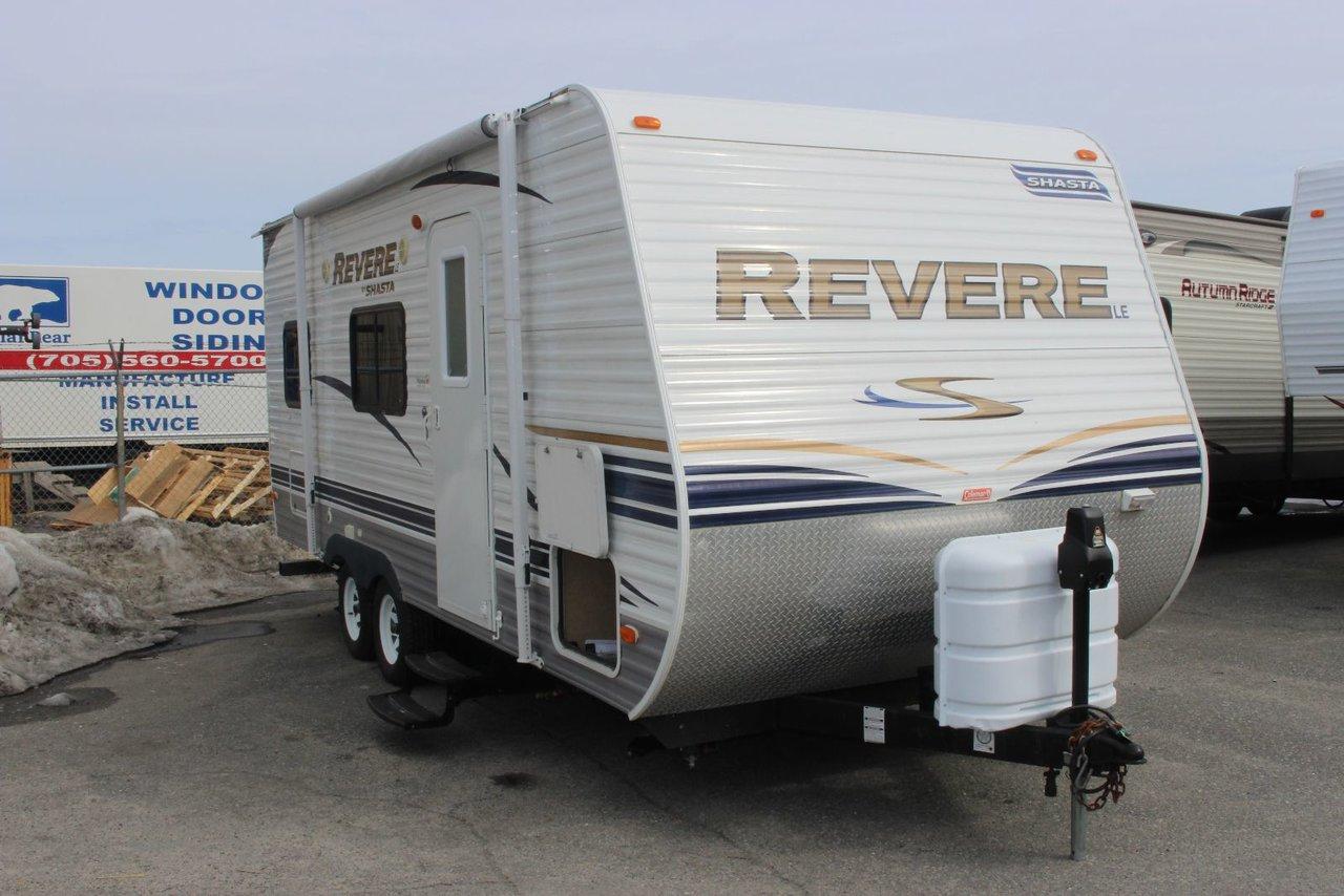 Shasta Revere 21TB 2012