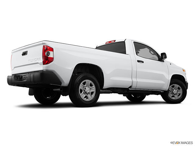 new 2017 toyota tundra 4x2 regular cab sr long bed 5 7l for sale in pincourt. Black Bedroom Furniture Sets. Home Design Ideas