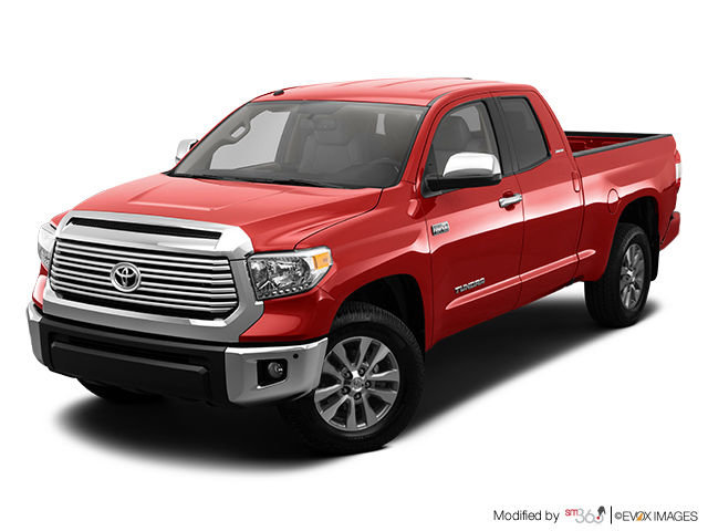 new 2017 toyota tundra 4x4 double cab limited 5 7l for sale in pincourt. Black Bedroom Furniture Sets. Home Design Ideas