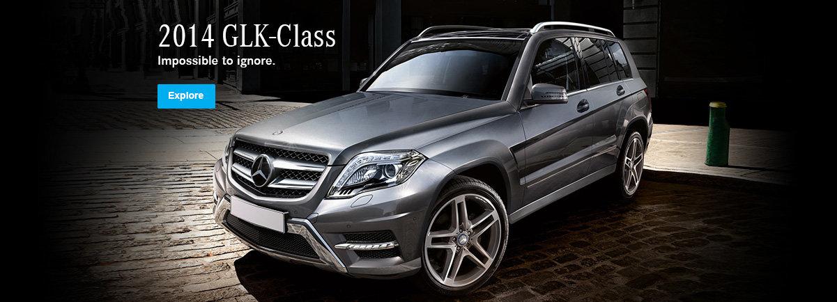 GLK-Class 2014