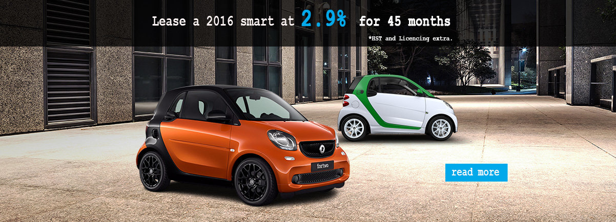 Lease a 2016 smart