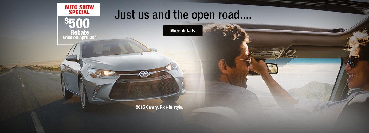 Auto show special - Mendes Toyota Scion