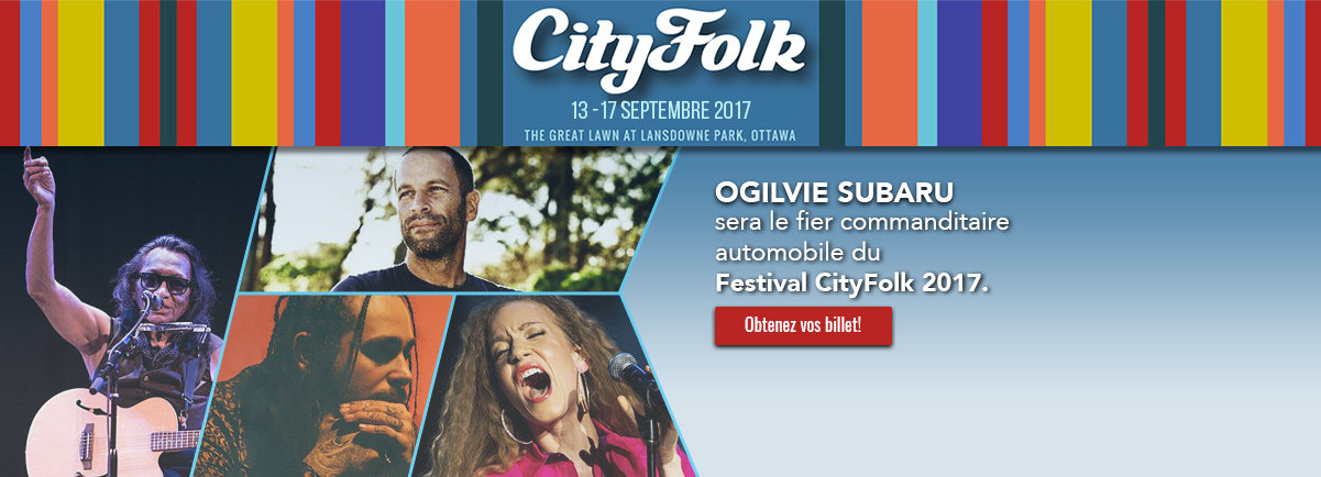 Festival CityFolk!