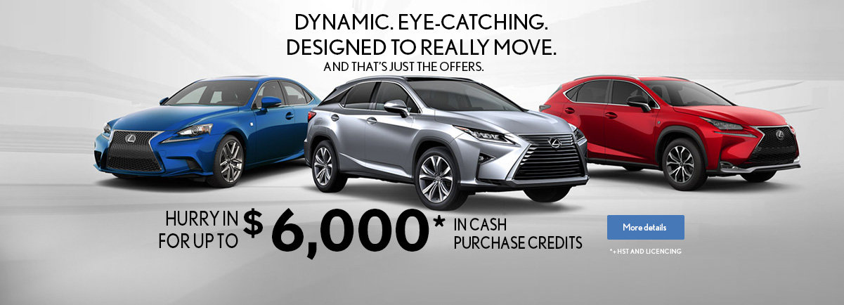 Dynamic. Eye-catching. Designed to really move.