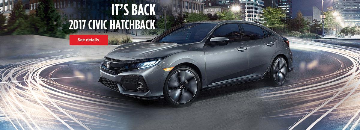 2017 Civic Hatchback