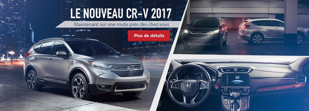CR-V 2017 !