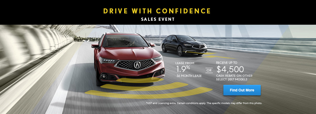 Drive With Confidence Event