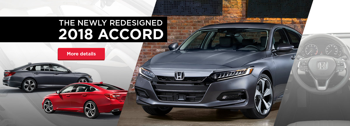 The New 2018 Accord