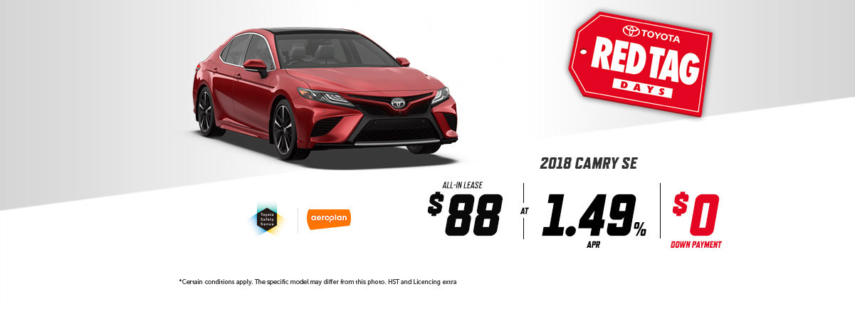 2018 Camry - Mendes
