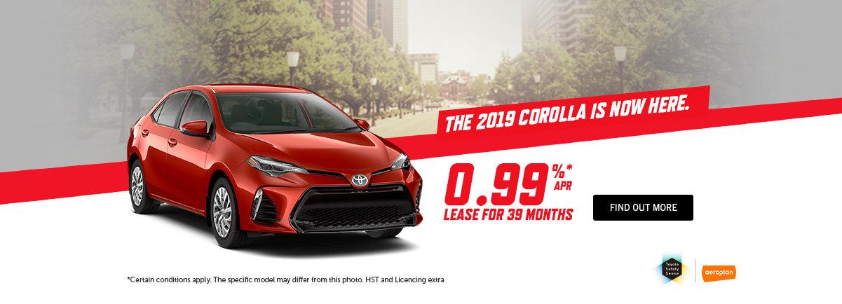 2018 Toyota Corolla - Mendes