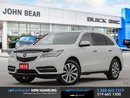 2014 Acura MDX NAVIGATION