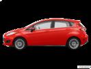 Ford Fiesta TITANIUM HAYON 2015