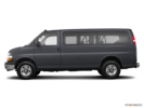 2016 Chevrolet Express 3500 PASSENGER LS
