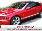 2009 Ford Mustang Shelby GT500 540HP, Cobra, Convertible