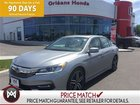 2016 Honda Accord SPORT, SUNROOF, APPLE CAR PLAY,BACK UP CAMERA HAS EXTENDED WARRANTY AND 2 SETS OF TIRES AND RIMS