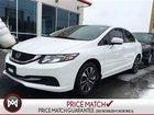 2014 Honda Civic Sedan EX - HONDA PLUS WARRANTY 6YR/160,000KMS