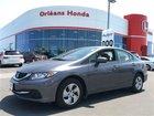 2015 Honda Civic BACK UP CAMERA HEATED SEATS LX LOADED