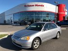 2002 Honda Civic AUTOMATIC, A/C CRUISE CONTROL,POWER ALL PERFECT WINTER CAR!!