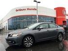 2013 Honda Civic LEATHER,SUNROOF,HEATED SEATS,NAVIGATION... THIS BEAUTY JUST ARRIVED!                                                                     HONDAS