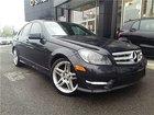 2013 Mercedes-Benz C350 Premium pkg, Entertainment pkg, Convinience pkg, Driving assistance pkg
