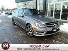 Mercedes-Benz C350 AVANTGARDE EDITION, SPORT PKG, MEMORY PKG, AMG STYLING PKG! 2014