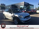 MINI COOPER S Countryman ALL4 6 SPEED MANUAL AWD PANORAMIC CRYSTAL SILVER 2013