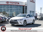 2017 Toyota Camry LE BACK UP CAMERA, USB, BLUETOOTH SPECIAL PRICING FOR A SPECIAL ORDER