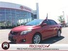 2010 Toyota Corolla SPORT SUNROOF, KEYLESS, ALLOYS Great Value