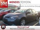 Toyota Corolla LE HEATED SEATS BACK UP CAMERA 2015