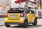 La nouvelle smart fortwo cabriolet dévoilée à Francfort - 4