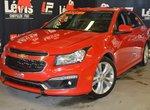 Chevrolet Cruze Limited LT RS CUIR TOIT OUVRANT GARANTIE PROLONGÉE 2016 LÉVIS CHRYSLER, PAS AILLEURS!