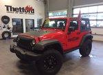 Jeep Wrangler SPORT/126$SEM.TOUT INCLUS 2017 ÉDITION UNIQUE THE GHOST THOMAS CHABOT