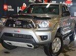 Toyota Tacoma SR5 ACCESS CAB MANUEL CAMÉRA DE RECUL 2015 LÉVIS CHRYSLER, PAS AILLEURS!