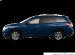 Nissan Pathfinder Hybride  2015