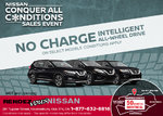 Nissan's Conquer All Conditions Sales Event!