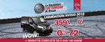 Nissan NV 2016 démos