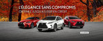 Lexus - Promo Octobre