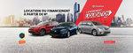 L'Événement Liquidation 2017 Toyota