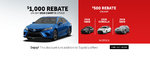 Red Tag Days Additional Rebates