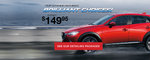 Mazda Summer Car Detailing Promo