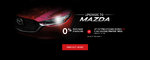 Upgrade to Mazda Sales Event
