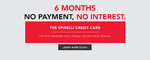 no payment for 6 months