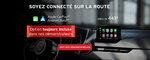 Apple Carplay et Android Auto inclus avec nos Démos