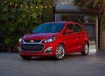 The 2019 Chevrolet Malibu, Cruze and Spark showcase GM's visual DNA