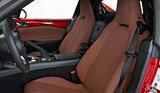 Chroma Brown Nappa Leather with KODO stiching