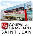Coupal Brassard Nissan St-Jean Logo