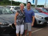 I'm Now a Mazda Woman!, Atlantic Mazda