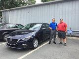 Adam picking up his NEW Mazda 3 Sport!, City Mazda