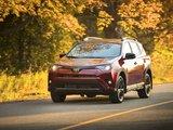 Toyota RAV4 2018 : un VUS toujours aussi étonnant à Laval, Québec